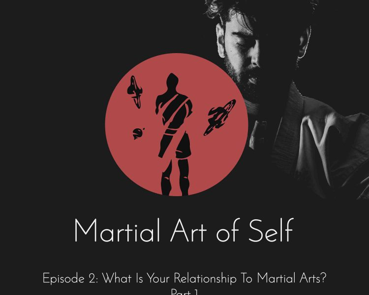 What is your relationship to Martial Arts? - Part 1 Martial Art of Self Martial Arts Podcast Episode 2